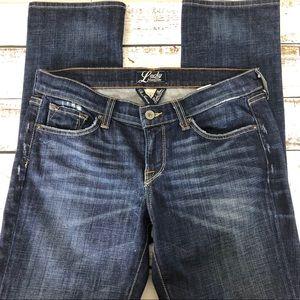 Lucky Brand Zoe Straight Leg Jeans - Size 8/29